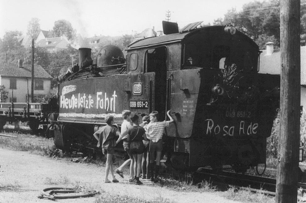 Bottwartalbahn Bahn Emma