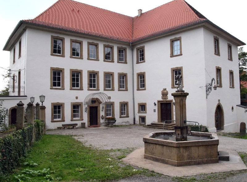 Das Neue Schloss heute