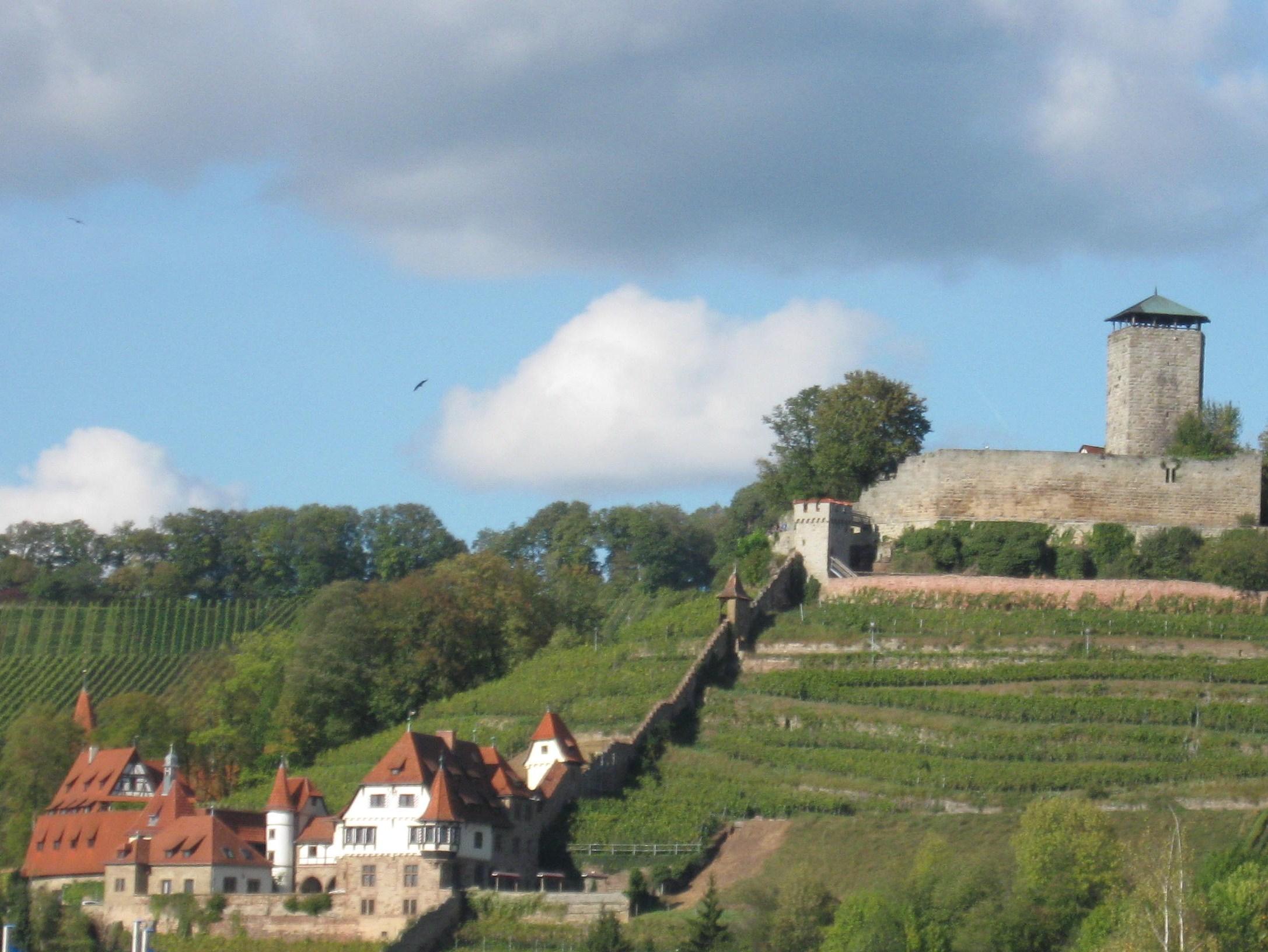 2011-10-09 Radtour Marbach 29  Burg Hohenbeilstein