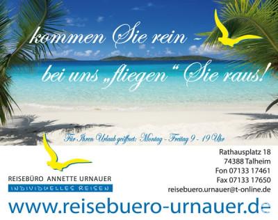 Reisebüro Urnauer