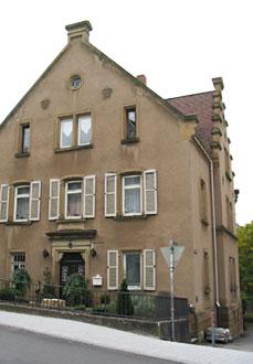 Ehemaliges Amtshaus des Deutschen Ordens
