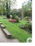 Friedhof evangelische Kirche