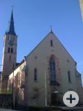 Kath. Kirche Mariä Himmelfahrt