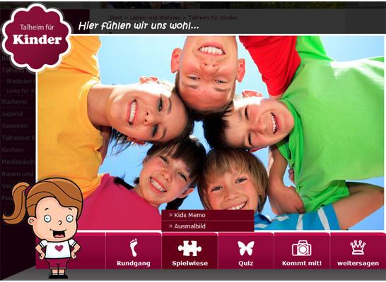 Startseite Talheim Kids