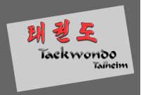 TSV Talheim Taekwon-Do Logo
