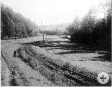 Alte Bahntrasse der Bottwartalbahn