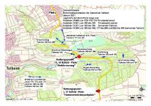 Karte Brennholzversteigerung 1